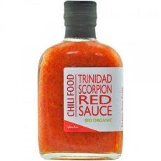 Trinidad Scorpion Moruga Sauce -BIO-