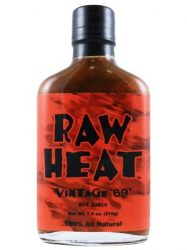 Raw Heat Vintage 69 Hot Sauce