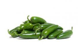 Jalapeno chili paprika mag