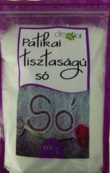 Drogstar paitka tisztaságú só NaCl