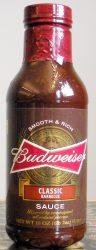 Budweiser BBQ Sauce Eredeti USA termék