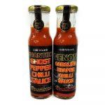 Venom szósz 38% Carolina Reaper chili tartalommal