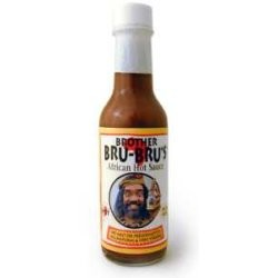 Brother Bru-Bru's African Hotsauce