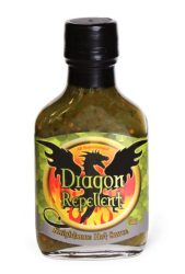 Dragon Repellent Knightmare Hot Sauce