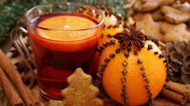 Forralt bor alap narancsos