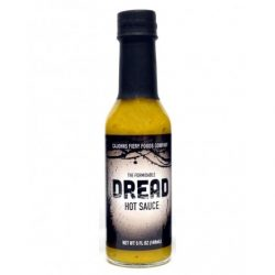 The Formidable Dread Hot Sauce