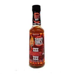 XXX Bad Boy Chilli Sauce - Daddy Cool's