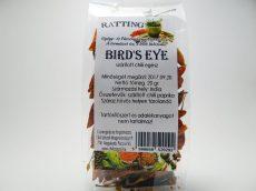 Bird's Eye chili egész 20 gramm