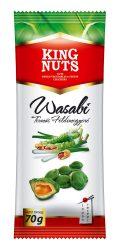 King Nuts Wasabi mogyoró