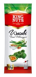 King Nuts Wasabi mogyoró