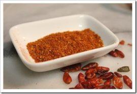 Pequin chili por tasakban