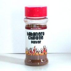 Habanero Chipotle chili por 45 gramm