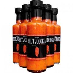 Naga Jolokia Hot Sauce