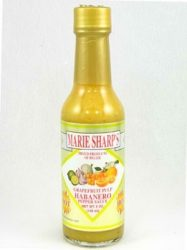 Marie Sharp Grapefruit Habanero Pulp Hot Sauce