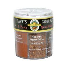 Dave 6 Pure szárított chili por
