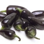 Jalapeno Purple chili paprika mag