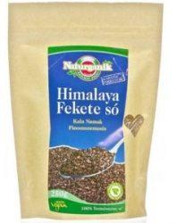 Naturmind Himalaya fekete só durva