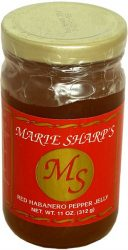 Marie Sharp vörös Habanero Pepper Jelly