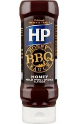 HP Honey Woodsmoke BBQ szósz