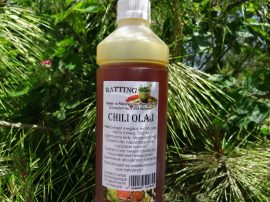Chili olaj 500 ml Gastro