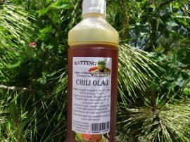 Chili olaj 500 ml Gastro