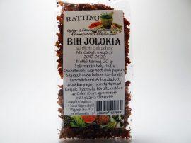 Bih Jolokia szárított chili pehely 20 gramm
