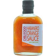 Habanero Orange Sauce -BIO-