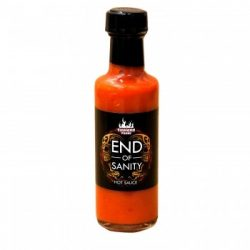 "End Of Sanity ""Carolina Reaper"" Hot Sauce"