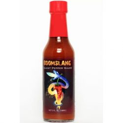Boomslang Ghost Pepper Hotsauce