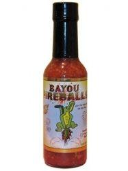 Bayou Fireballs - Hot Sauce