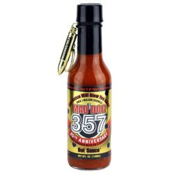 Mad Dog 357 Gold Edition Hot Sauce