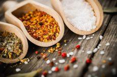 Sóvarázs - Narancsos-gyömbéres fűszersó