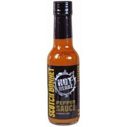 Hot-Headz! Scotch Bonnet Hot Sauce