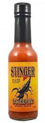 Stinger 2 millió SVU Scorpion Pepper Sauce