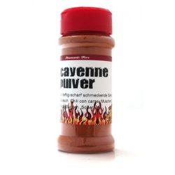 Cayenne chili por shakerben 45gramm