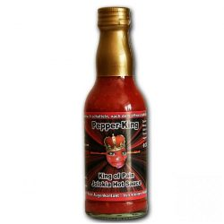 King of Pain Hot Sauce 30% Naga Jolokia