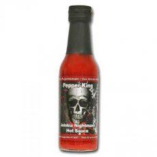 Pepper King Jolokia Nightmare Hot Sauce