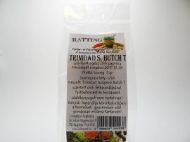 Trinidad Scorpion Butch T chili egész 5 gramm
