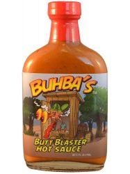 Buhba Butt Blaster X-Hot Sauce