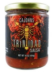 Cajohn Trinidad Scorpion Salsa
