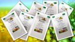 Máriatövismag egész - Cardui mariae fructus
