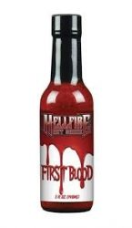 Hellfire First Blood Hot Sauce