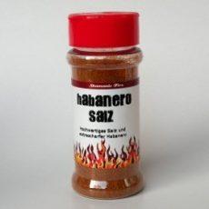 Extra erős Habanero só shakerben