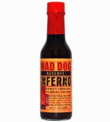 Mad Dog Inferno Reserve Hot Sauce