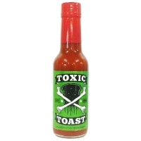 Toxic Toast 2002 Hot Sauce