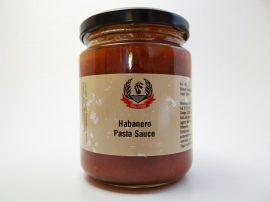 Habanero Chili Pasta Sauce