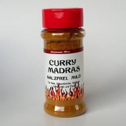 Madras Curry Exxxtra erős fűszerkeverék
