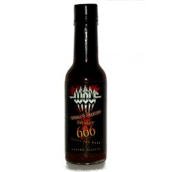 Wolf Blood Hotsauce